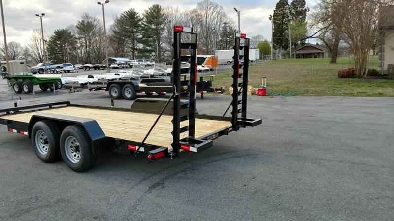 2017 Gatormade 18' GT-XT Equipment 10K G.V.W.R. - Maryville TN