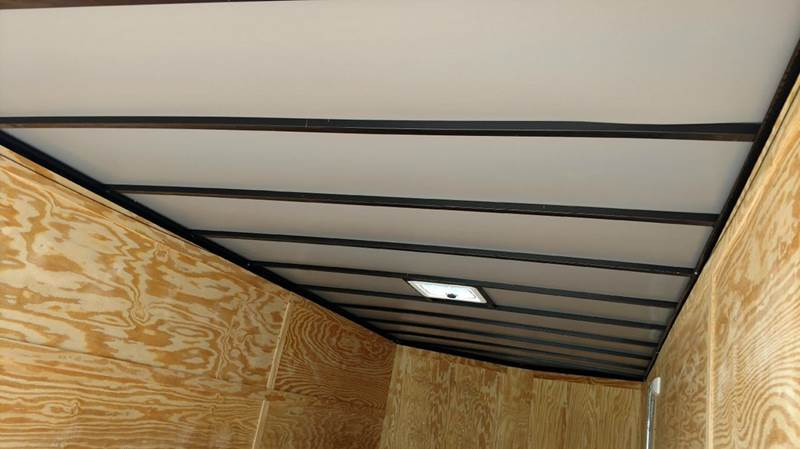 2017 Spartan 8.5 x 20 V-Nose  - Maryville TN