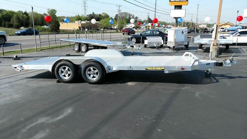2018 Aluma 8218 Tandem Car Hauler/Utility - Maryville TN