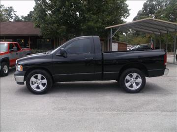 2005 Dodge Ram Pickup 1500 for sale in Conroe, TX