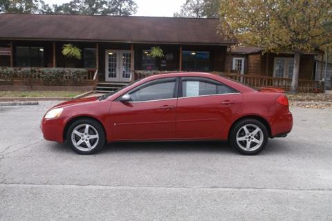2007 Pontiac G6 for sale at Victory Motor Company in Conroe TX
