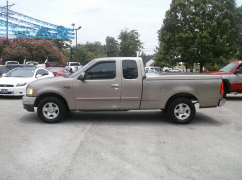 2002 Ford F-150 for sale at Victory Motor Company in Conroe TX