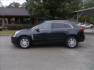 2011 Cadillac SRX for sale at Victory Motor Company in Conroe TX