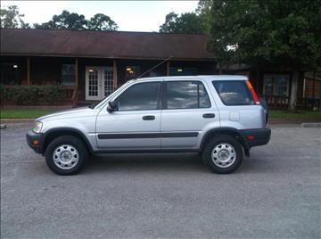 2001 Honda CR-V for sale at Victory Motor Company in Conroe TX