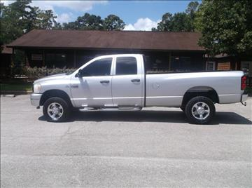 2008 Dodge Ram Pickup 2500 for sale at Victory Motor Company in Conroe TX