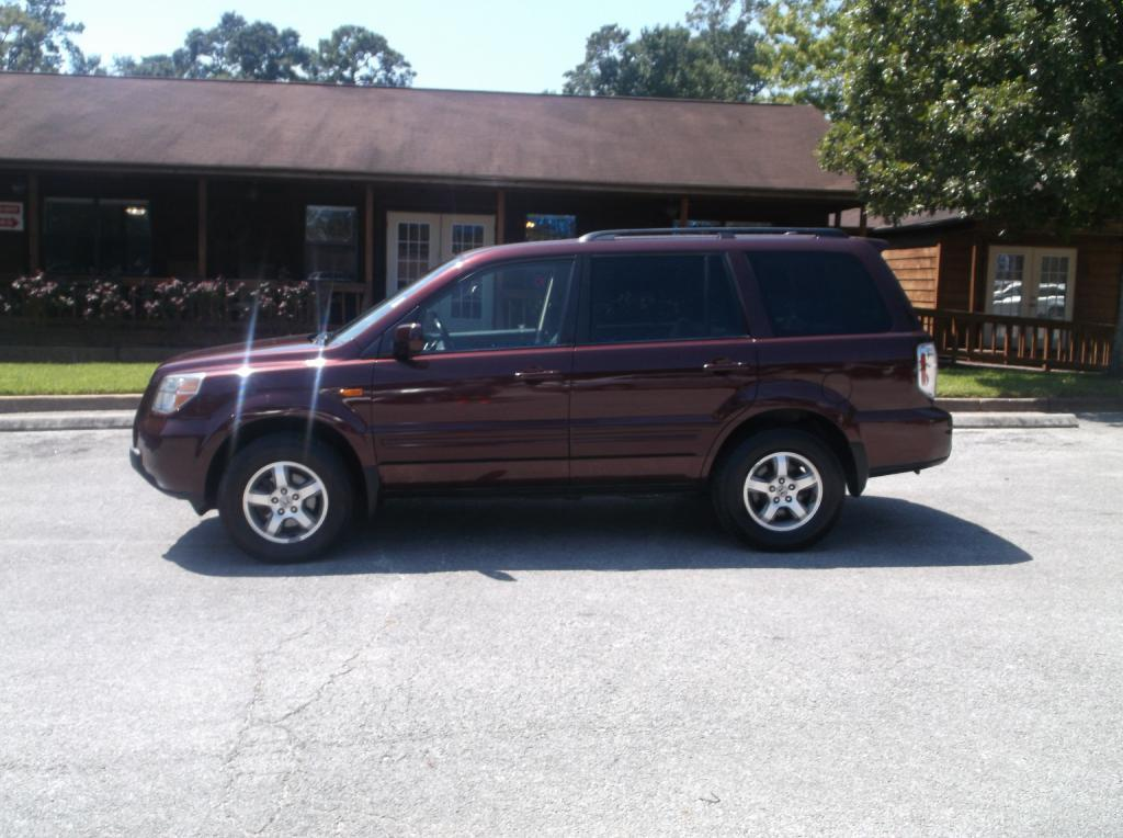 2007 Honda Pilot for sale at Victory Motor Company in Conroe TX