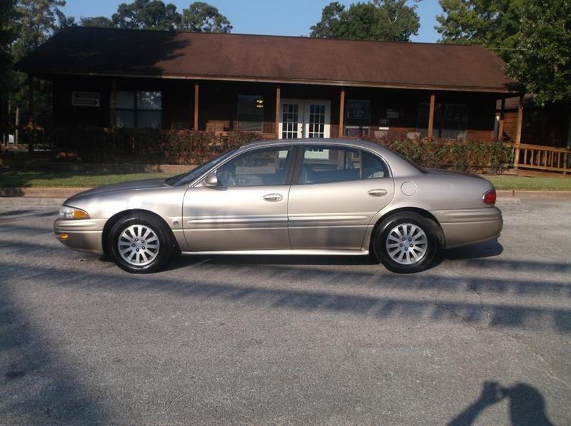 2005 Buick LeSabre for sale at Victory Motor Company in Conroe TX