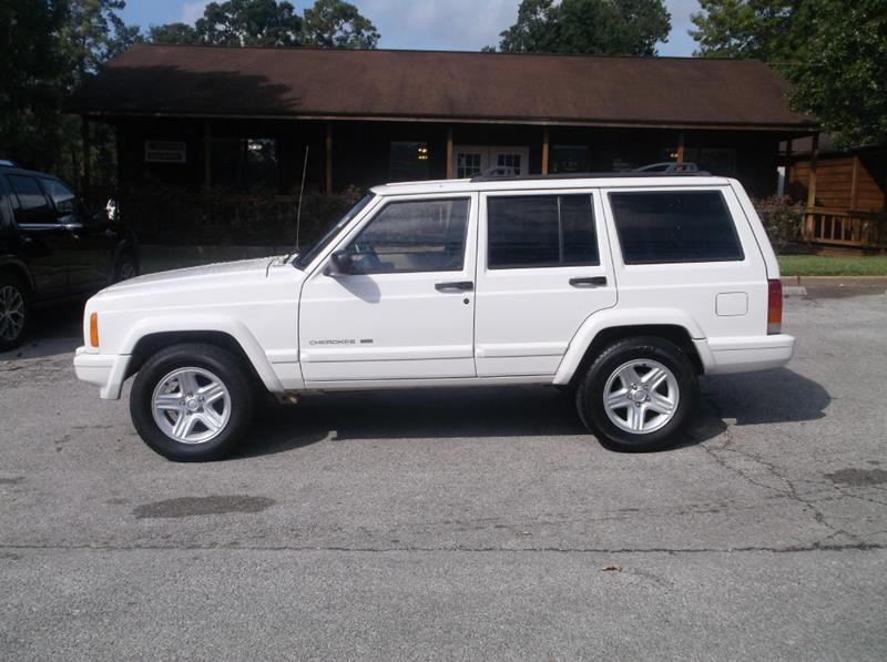 2001 Jeep Cherokee for sale at Victory Motor Company in Conroe TX