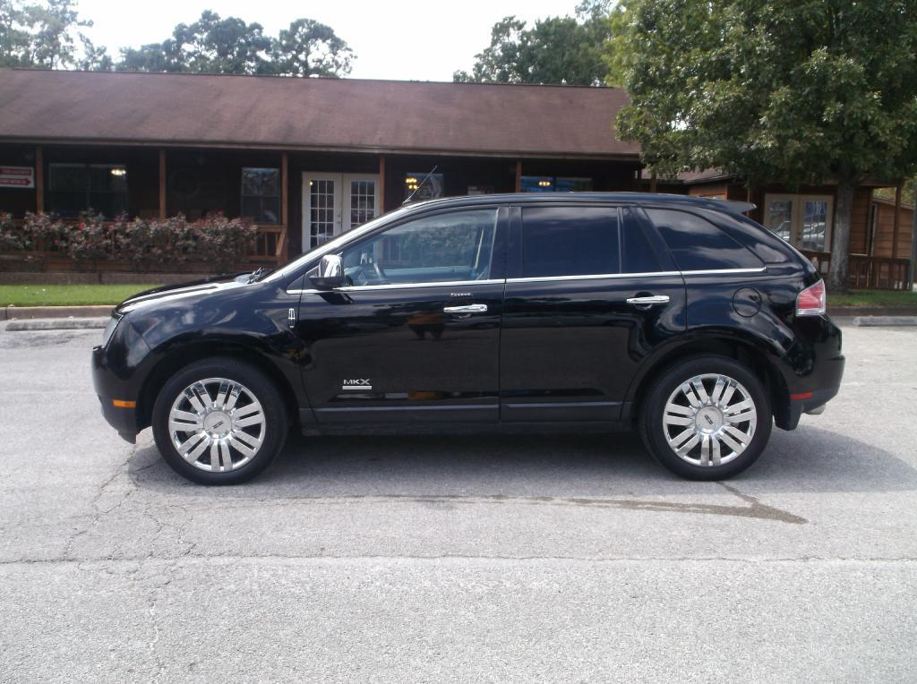 2009 Lincoln MKX for sale at Victory Motor Company in Conroe TX