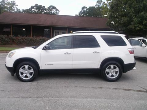 2008 GMC Acadia for sale at Victory Motor Company in Conroe TX
