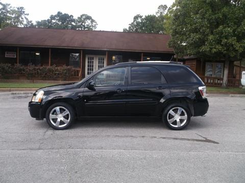 2009 Chevrolet Equinox for sale at Victory Motor Company in Conroe TX