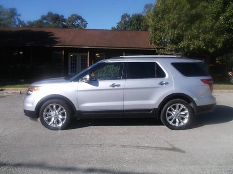 2011 Ford Explorer for sale in Conroe, TX