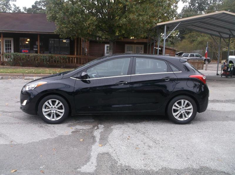 2014 Hyundai Elantra GT For Sale At Victory Motor Company In Conroe TX