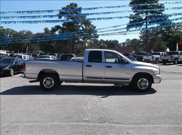 2006 Dodge Ram Pickup 2500 for sale in Conroe, TX