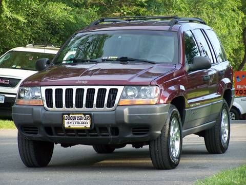 2001 Jeep Grand Cherokee for sale in Leesburg, VA