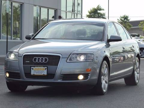 2007 Audi A6 for sale in Chantilly, VA