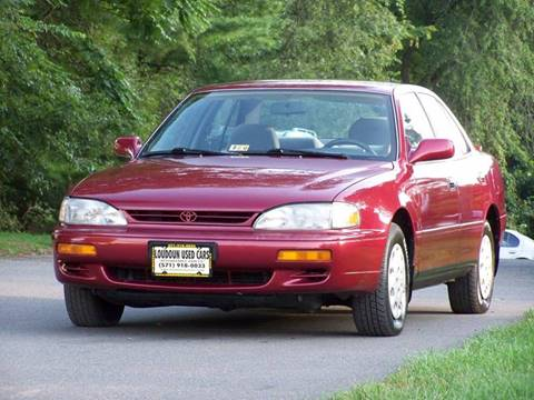 1995 Toyota Camry for sale in Leesburg, VA
