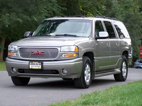 2002 GMC Yukon XL for sale in Leesburg, VA
