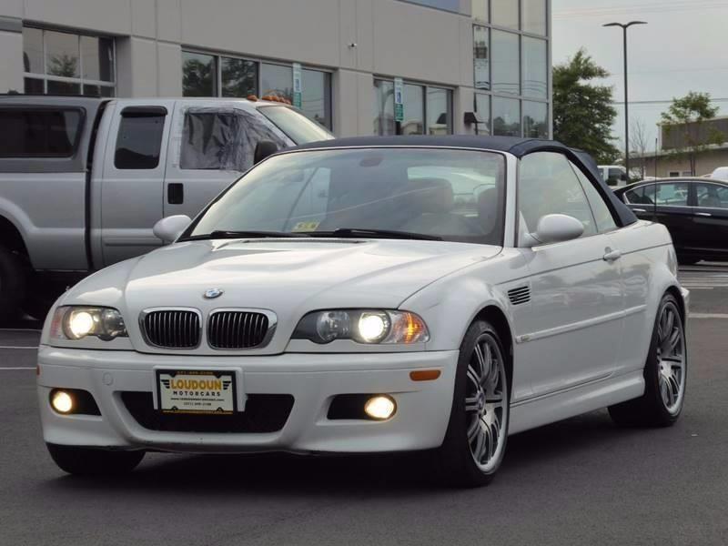 Bmw Used Cars Pickup Trucks For Sale Leesburg Loudoun Used Cars - 2004 bmw models