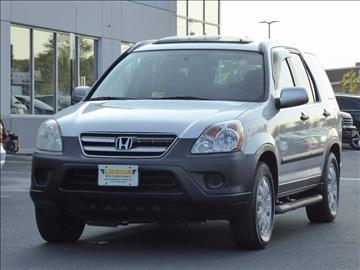 2005 Honda CR-V for sale in Chantilly, VA