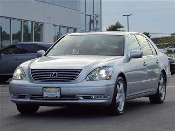 2005 Lexus LS 430 for sale in Chantilly, VA