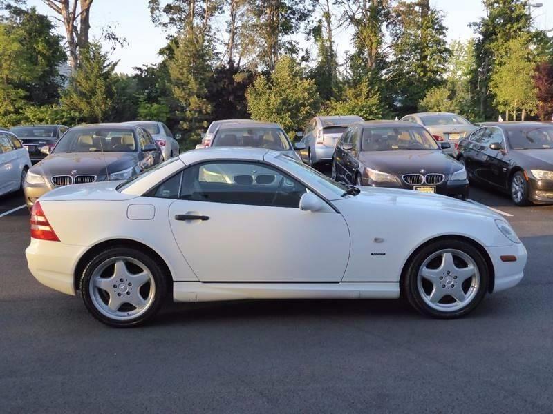2000 Mercedes-Benz Slk SLK 230 Supercharged 2dr Convertible