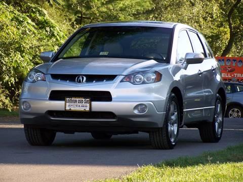 2007 Acura RDX for sale in Leesburg, VA