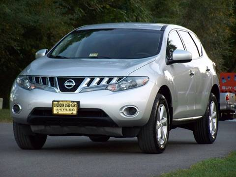 2010 Nissan Murano for sale in Leesburg, VA