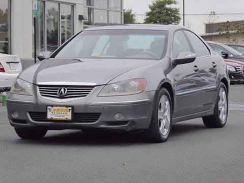 2005 Acura RL for sale in Chantilly, VA
