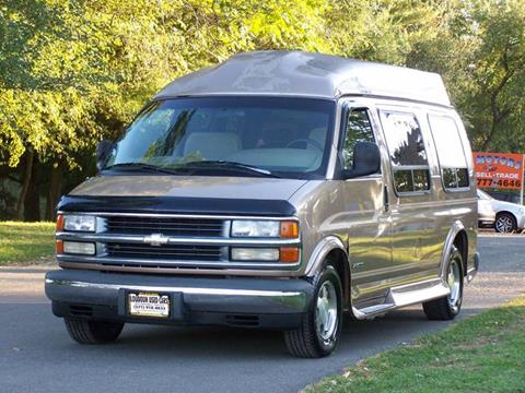 2000 Chevrolet G1500 For Sale In Leesburg VA