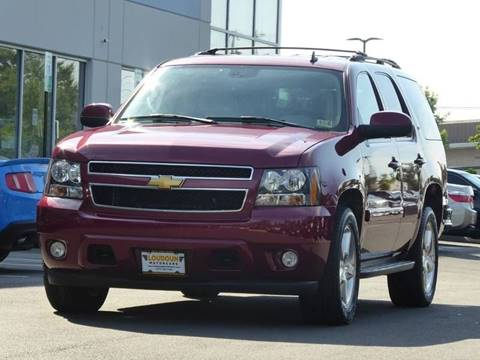 2007 Chevrolet Tahoe for sale at Loudoun Used Cars - LOUDOUN MOTOR CARS in Chantilly VA
