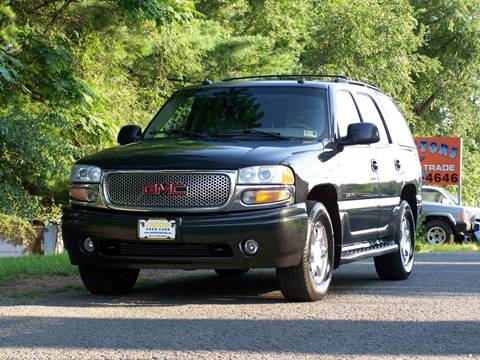 2003 GMC Yukon for sale in Leesburg, VA