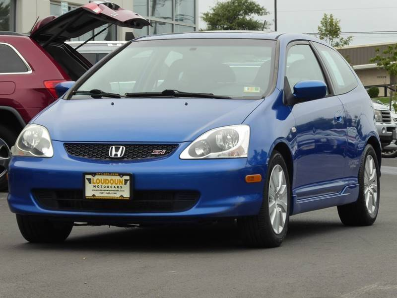 2005 Honda Civic Si 2dr Hatchback   Leesburg VA