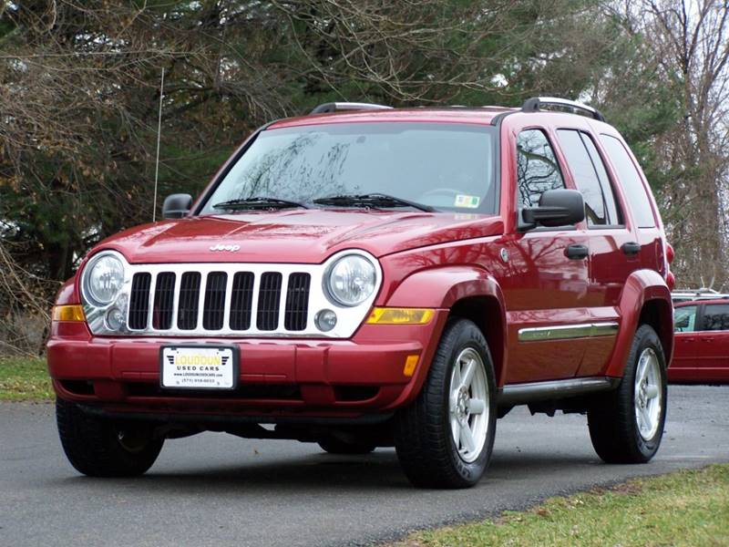 2007 Jeep Liberty Limited 4dr Suv 4wd In Leesburg Va Loudoun Used Cars
