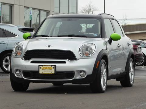 2013 MINI Countryman for sale at Loudoun Used Cars - LOUDOUN MOTOR CARS in Chantilly VA