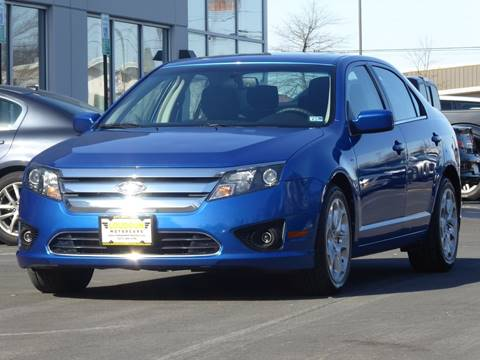 2011 Ford Fusion for sale at Loudoun Used Cars - LOUDOUN MOTOR CARS in Chantilly VA