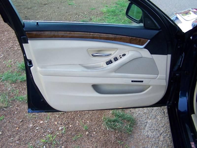 2011 BMW 5 Series AWD 550i xDrive 4dr Sedan - Leesburg VA