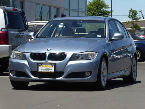 2009 BMW 3 Series for sale at Loudoun Used Cars - LOUDOUN MOTOR CARS in Chantilly VA