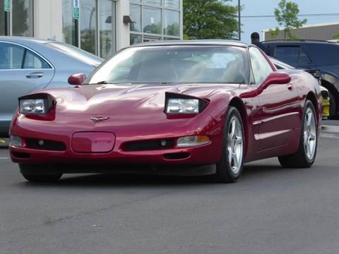 2000 Chevrolet Corvette for sale at Loudoun Used Cars - LOUDOUN MOTOR CARS in Chantilly VA