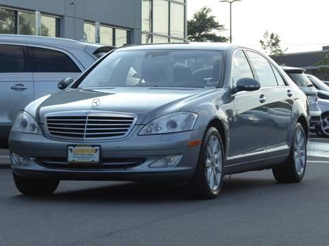 2008 Mercedes-Benz S-Class for sale at Loudoun Used Cars - LOUDOUN MOTOR CARS in Chantilly VA