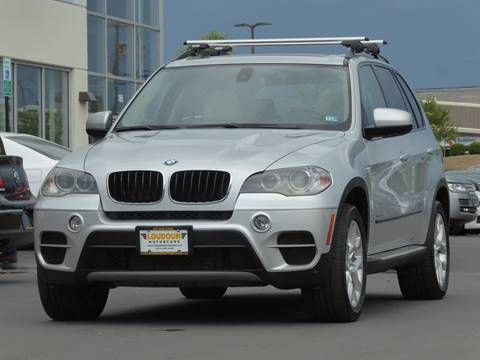 2012 BMW X5 for sale in Chantilly, VA