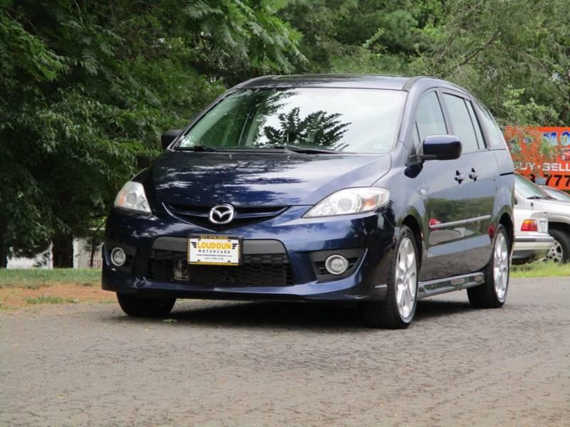 2009 Mazda MAZDA5 for sale at Loudoun Used Cars in Leesburg VA