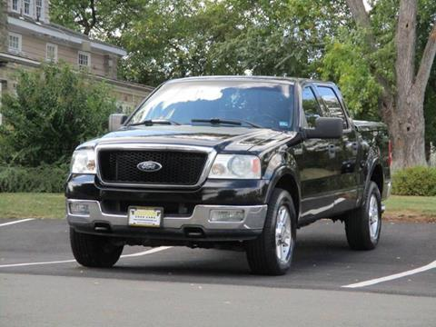 2004 Ford F-150 for sale at Loudoun Used Cars in Leesburg VA