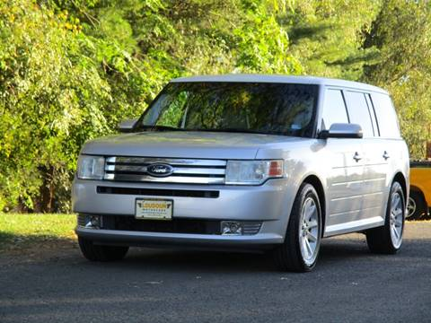 2009 Ford Flex for sale at Loudoun Used Cars in Leesburg VA