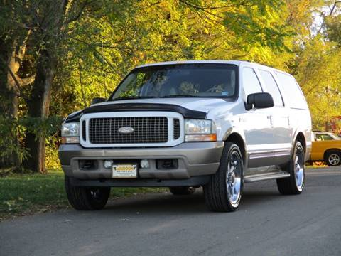 2003 Ford Excursion for sale at Loudoun Used Cars in Leesburg VA