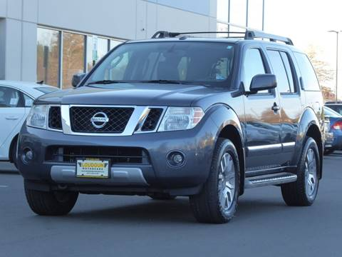 2010 Nissan Pathfinder for sale at Loudoun Used Cars - LOUDOUN MOTOR CARS in Chantilly VA