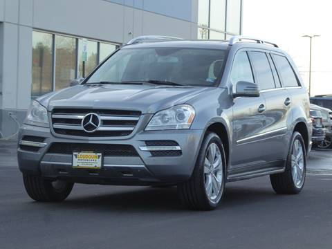 2011 Mercedes-Benz GL-Class for sale at Loudoun Used Cars - LOUDOUN MOTOR CARS in Chantilly VA