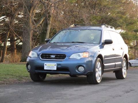 2007 Subaru Outback for sale at Loudoun Used Cars in Leesburg VA