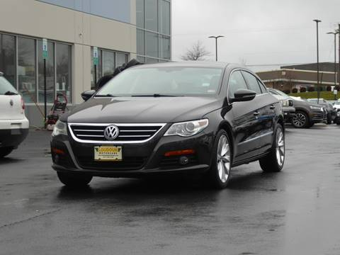 2010 Volkswagen CC for sale at Loudoun Used Cars - LOUDOUN MOTOR CARS in Chantilly VA