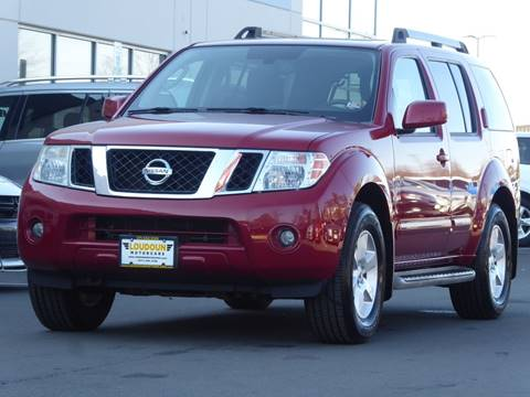 2011 Nissan Pathfinder for sale at Loudoun Used Cars - LOUDOUN MOTOR CARS in Chantilly VA